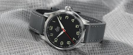 Laco Black 42mm - Automatik