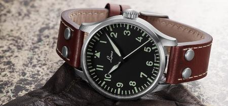 Laco Augsburg Pilot Watch Type A 42mm - Automatic