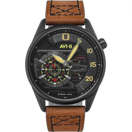 AVI-8 Hawker Harrier II Ace of Spade AV-4070-04 Automatik
