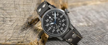 Laco Speyer Pilot Watch Type B 39mm - Automatic
