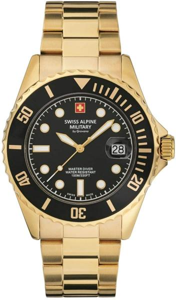 Swiss Alpine Military Master-Diver 7053.1117 Men´s Watch